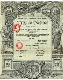 Datoria Publica - loan 4,5% 1913