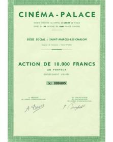 Cinéma - Palace