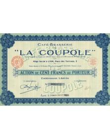 Café-Brasserie de ''La Coupole''