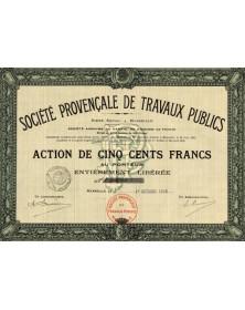 Sté Provençale de Travaux Publics