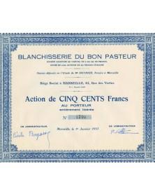 Blanchisserie du Bon Pasteur