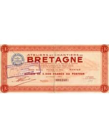 Ateliers et Chantiers de Bretagne