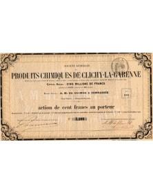 Produits Chimiques de Clichy-la-Garenne