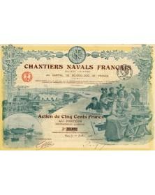 Chantiers Navals Français
