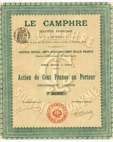 Le Camphre S.A.