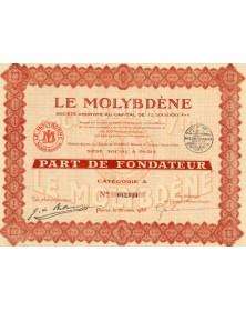 Le Molybdène
