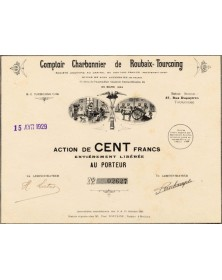 Comptoir Charbonnier de Roubaix-Tourcoing