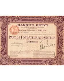 Banque Petyt
