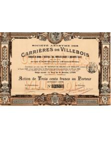 Carrières de Villebois (Ain)
