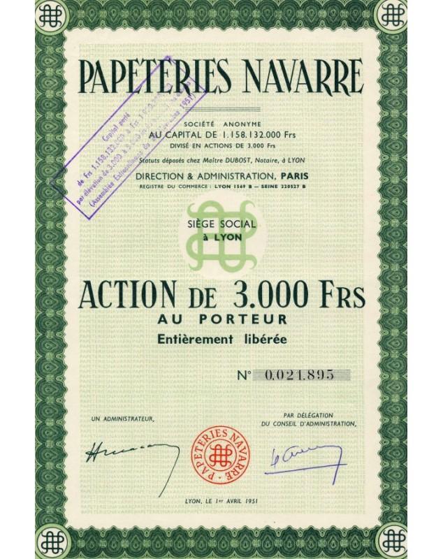 Papeteries Navarre