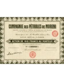 Compagnie des Pétroles de Moreni