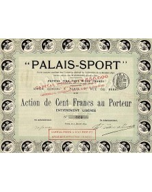 ''Palais - Sport''