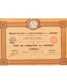 Manufacture de Caoutchouc de la Drome