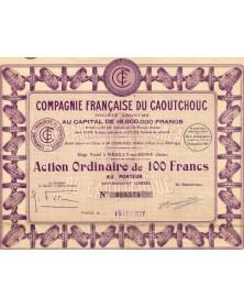 Compagnie Française du Caoutchouc Industries/Rubber