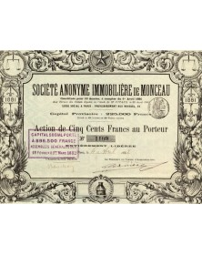 S.A. Immobilière de Monceau