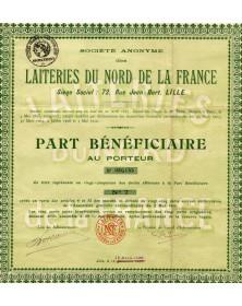S.A. des Laiteries du Nord de la France
