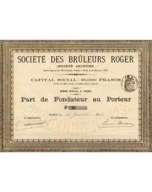 S.A. des Brûleurs Roger