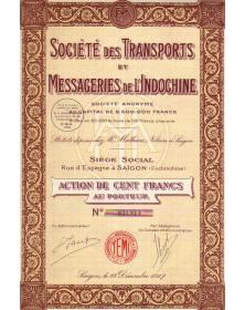 Sté des Transports et Messageries de l'Indochine