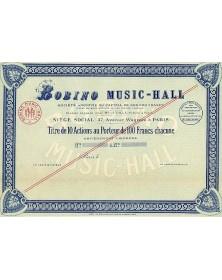 Bobino Music - Hall