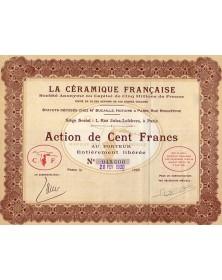 La Céramique Française