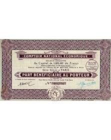 Comptoir National Economique