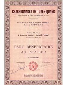Charbonnages de Tuyen-Quang
