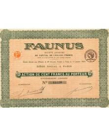 S.A. FAUNUS