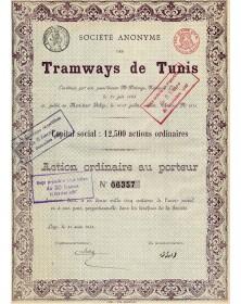 S.A. de Tramways de Tunis