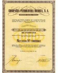 Cia Petrolifera Iberica S.A.