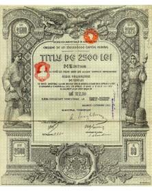 Datoria Publica A Romaneie- Renta 4,5%