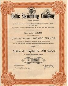 Baltic Stevedoring Company