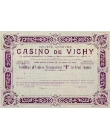 S.A. du Casino de Vichy