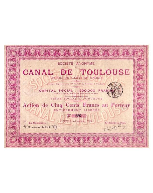 Canal de Toulouse