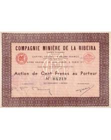 Cie Minière de la Ribeira