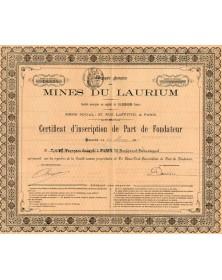 C ie Française des Mines du Laurium