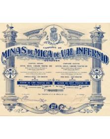 Cia de Minas de Mica de Val Infernio